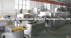 Automatic Car Wax Filling Cooling Production Line pictures & photos