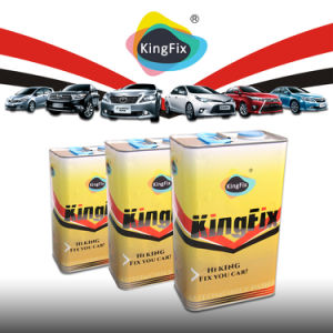 China Kingfix Brand Car Paint Manufacturers for Previous Coating pictures & photos