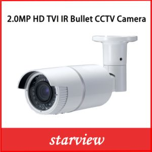 2MP Tvi IR Bullet CCTV Waterproof Security Cameras Suppliers Camera pictures & photos