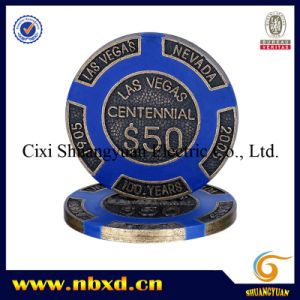 16g Las Vegas Centennial Metal Chip (SY-F03-1) pictures & photos