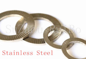 ISO DIN25201 China Stainless Steel Fastener Lock/Spring Washer/Washers pictures & photos