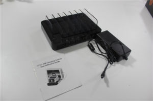 7 Ports Multi Mobile Phone Charging Station (LC-CR760) pictures & photos