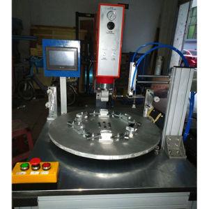 Automatic PLC Control Ultrasonic Welding Machine for Plastics Welding pictures & photos
