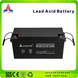 Maintenance Free Rechargeable Battery for Solar Panel (12V 150AH)
