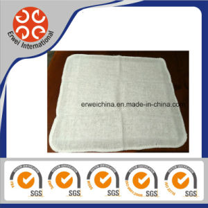 Disposable Airline Cotton Towel Individual Pack Flushable Wet Wipes pictures & photos