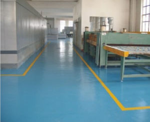 Hualong Water Based Epoxy Floor Paint pictures & photos