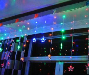 LED Decoration Holiday Christmas Outdoor Flash Icicle Lights pictures & photos