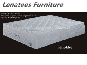 Hot Sale Euro Top Mattress pictures & photos