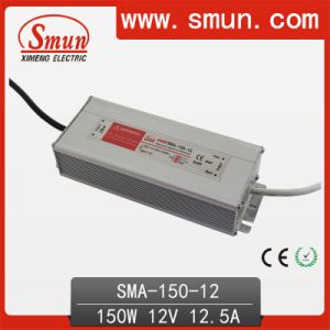 150W 12.5A Constant Current Waterproof LED Driver Power Supply IP67 pictures & photos