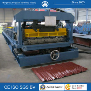 Aluminium Step Tile Making Machine pictures & photos