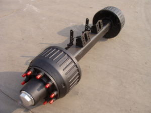 Hot Selling 16t Germany Type Axle