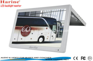 18.5 Inch Manual LED Backlight Bus Monitor pictures & photos