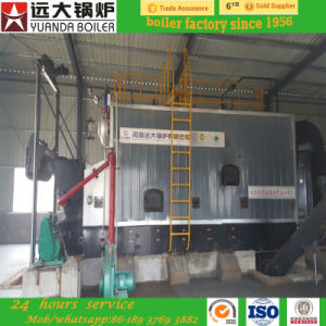 Henan Yuanda Biomass Fired Steam Boiler, Rice Husk Steam Boiler pictures & photos