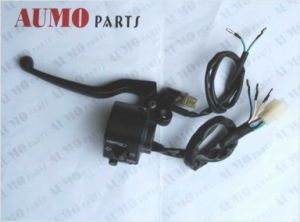 Suzuki GS125 Left Handle Switch Assy Motorcycle Body Parts pictures & photos