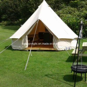 Waterproof Cotton Canvas Camping Tent Diamerter 4m/5m Bell Tent