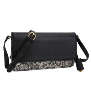 Black Clutch Bag Handbag M10330