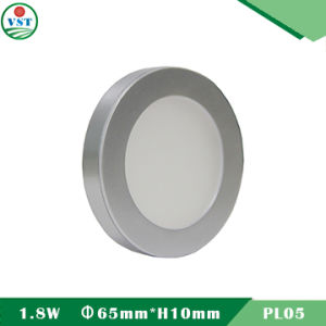 LED Mini Panel Light (DC 12V, 1.8 W; 65mm*H8mm) pictures & photos