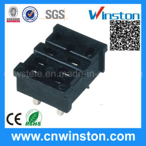 General Square Type Electro-Magnetic Industrial Power Relay Socket with CE pictures & photos