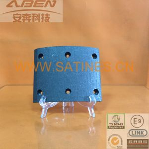 Anben Friction Partbrake Lining for Truck