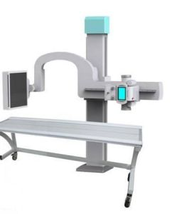 High Frequency Digital X-ray Radiography System pictures & photos
