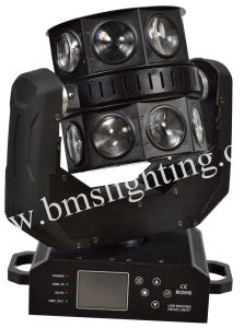 16PCS RGBW LED Moving Head Double Flying Light/New Stage Effect for Disco, Bar, KTV pictures & photos