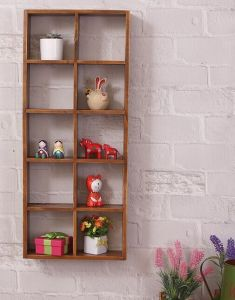 Home Furniture Groceries Storage Rack Wooden Shelves Storage Rack pictures & photos
