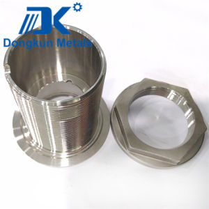 High Precision Stainless Steel CNC Machining Service pictures & photos