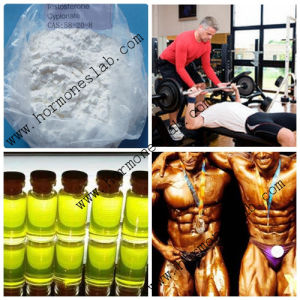 Free Sample 99% Purity Muscle Growth Anabolic Raw Steroids Testosterone Cypionate pictures & photos