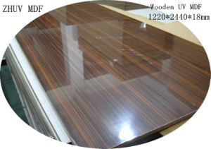 High Glossy UV Board for Furnitures pictures & photos