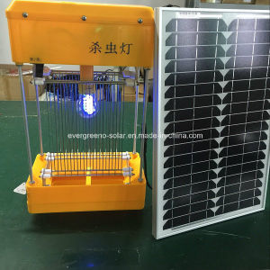 Outdoor Solar LED Mosquito Pest Insect Killer Lamp pictures & photos
