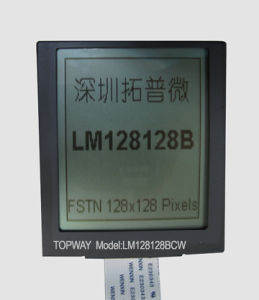 128X128 Graphic LCD Display Cog Type LCD Module (LM128128) pictures & photos