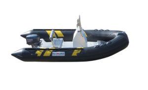 Aqualand 14feet 4.2m Rigid Inflatable Motor Boat/Rib Fishing Boat (RIB420A) pictures & photos