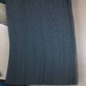 Fiberglass&Polyester Pleated Mesh for Plisse Door System pictures & photos