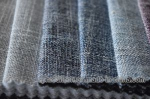 High Quality Linen Fabric for Sofa pictures & photos