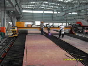 Metal Sheet Cutting Machine pictures & photos