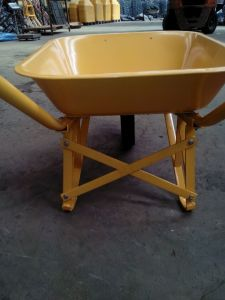 Heavy Duty Wheel Barrow (WB6400-2) pictures & photos