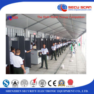 Reliable Manufacturer of Weatherproof Walk Through Metal Detector Gate pictures & photos