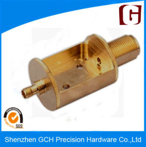 China Precision Machined Brass Machining CNC Turned Parts pictures & photos