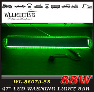 Police Car Lightbar 1200mm 88W Red Blue pictures & photos