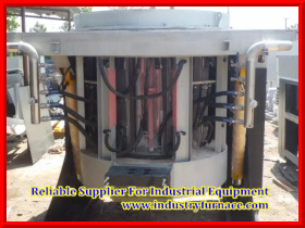 Induction Melting Industrial Furnace Double Output Furnace pictures & photos