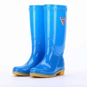 Working Chemical Industrial PVC Safety Rainboots pictures & photos