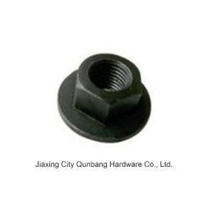 Hex Flange Nuts DIN6923 Black M5-M30 pictures & photos