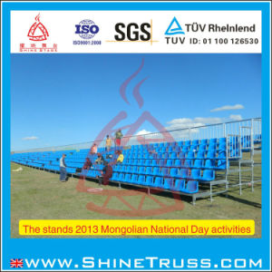 Outdoor Portable Stadium Bleacher Seat for Football Game pictures & photos