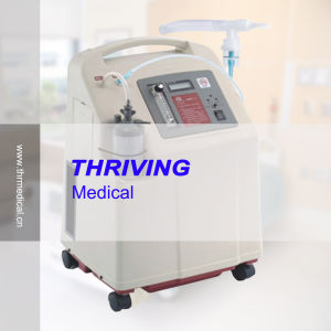 Thr-Oc8f5-N High Quality Medical Potable Oxygen Concentrator pictures & photos