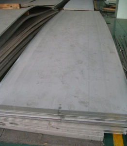 1Cr18Ni9Ti Cold Rolled Stainless Steel Sheet / Plate