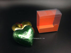 Heart Shaped Decorate Wedding Tin Boxes for Packing pictures & photos