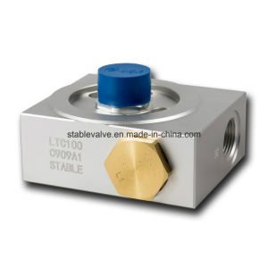 High Quality Ltc Series Thermostatic Valve with Oil Filter for Oil Temperature Control (LTC100)