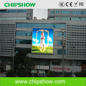 Chipshow Ak10d Outdoor Full Color LED Display Sign pictures & photos