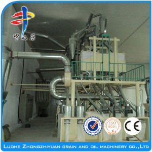 Automatic Machine Corn Maize Mill Machine pictures & photos