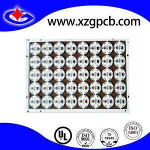 1-Layer LED PCB (Aluminum-based) with Thermal Conductivity 2.0W pictures & photos